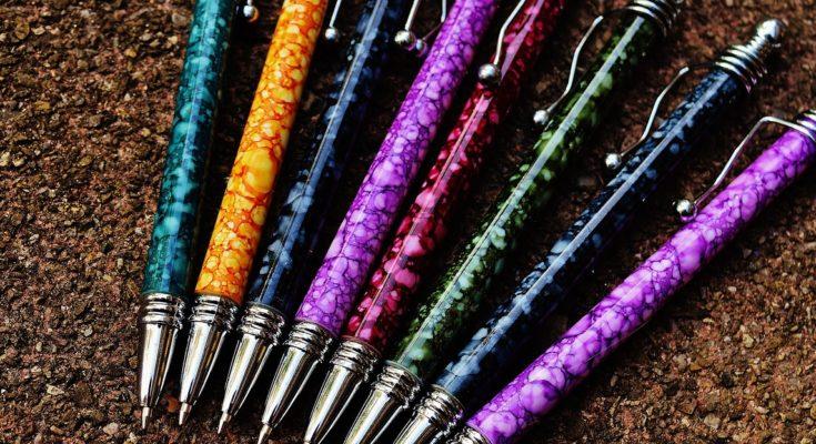 Kugelschreiber zusammenbauen und Geld verdienen?