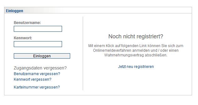 Bei der VG-Wort registrieren