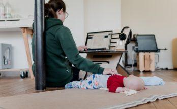 Arbeiten als Mutter: Wieviel Arbeit geht?